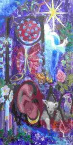 painting Margaret stein